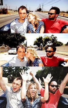 Big Bang Theory Actors