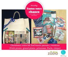 Donnez votre avis et tentez votre chance pour gagner ce kit anniversaire avec mon partenaire Zodio Massy ! http://www.fil-et-croq.com/#!Tentez-votre-chance-/rvpsz/573c45d40cf241e8b68d23be !