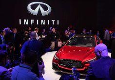 Detroit Auto Show: Infiniti says Q50 Eau Rouge concept will generate excitement
