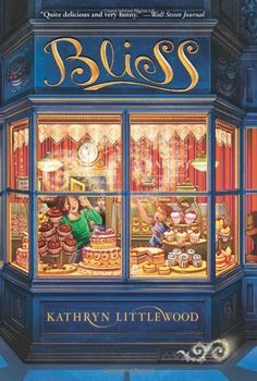 """""""Bliss"""" by Kathryn Littlewood   This is a delight-filled read!  Yes, its YA fiction, but it's a blast to read. I have been hearing my grandchildren laugh so much while their mom read it to them...I had to read it too.  Very creative....I hope they make a movie :)"""