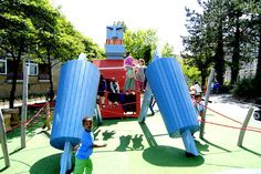 Wonderfully Imaginative Playgrounds Designed Loved By Kids 1a
