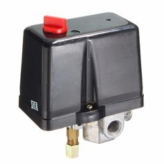 1/4inch BSP 380V 160Psi Air Compressor Pressure Switch Single Phase Heavy Duty