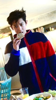 박잔열 Park Chanyeol - EXO | 2017 Vogue Korea x Tommy Hilfiger | 2