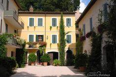 Accommodation Casa Zia Cianetta at Foligno (Perugia) - Tuscany Holidays