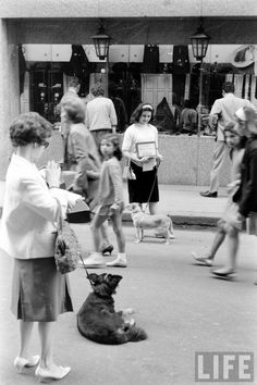 Buenos Aires, 1960s.
