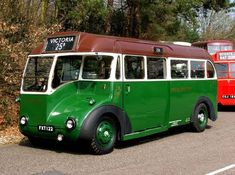 Lord K's Garage - Leyland TF series, ordered by the London Transport, was quite successful.