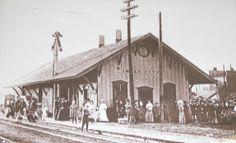 Imlay City Original Railroad Depot
