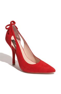 Everyone needs a good red heel!