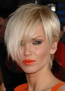 Asymmetric haircuts for trendy ladies with short hair