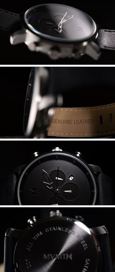 MVMT Chrono Watch review in cinematic HD