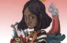 Little Simz releases comic book based on Stillness in Wonderland