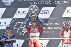 【MotoGP】 ドゥカティ:イタリアGP 決勝レポート … 地元で今季初優勝  [F1 / Formula 1]