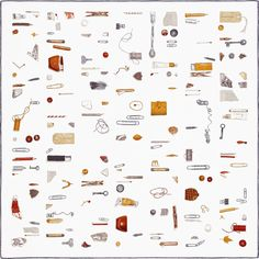 Seidentuch 90 Hermès   In The Pocket