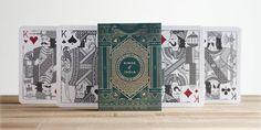 Kings of India Playing Cards – Fubiz Media