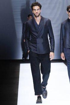 Emporio Armani SS 2017 Fashion Shows & more Details