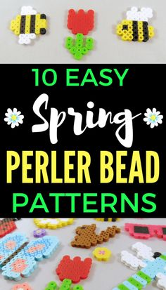 192 Best Easy Perler Bead Patterns Images In 2019 Fuse