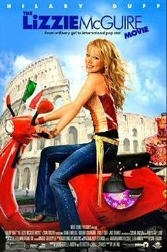 the lizzie maguire movie :D  Yes I like this movie......... Don't judge me.