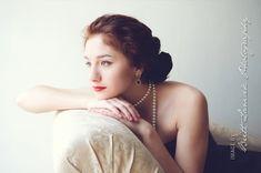 Vintage Glamour | NW Ohio Senior Photographer » Britt Lanicek Photography – NW Ohio Couture and Senior Portraits