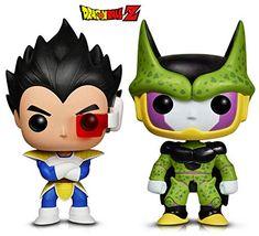 Dragon Ball Z, Funko Pop, Sonic The Hedgehog, Gadgets, Animation, Amazon, Fictional Characters, Art, Dragon Dall Z