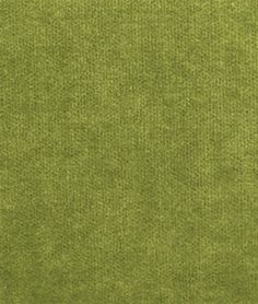 JB Martin Como Velvet Avocado Fabric - $31.9   onlinefabricstore.net                                                      I just love this shade of green.