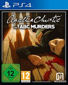 Agatha Christie : The Abc Murders Xbox One - Taille : Taille Unique Agatha Christie, Hercule Poirot, Wii, Videogames, Jeux Xbox One, Famous Detectives, Bubble Games, New Video Games, Voice Acting