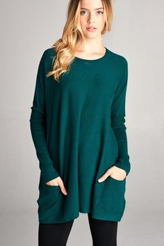 Lush Meadow Oversized Sweater