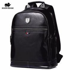 9ebb1c2054 BISON DENIM Modern Classic Backpack - BagPrime - Look Your Best with Amazing  Bags MARK RYDEN