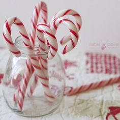 Christmas candies by Isabel Pavía, via Flickr