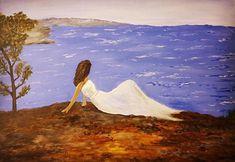 Feel free to be yourself 💕 . Acrylic Paintings, Insta Art, Feelings, Artist, Free, Beautiful, Artists