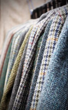 Tweed Jackets | by oonat