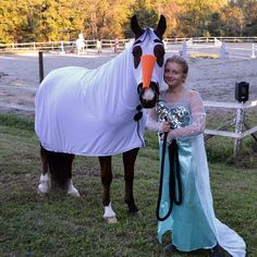 These Horse Halloween Costumes Will Make You Want a Trusty Steed of Your Own - Real Time - Diet, Exercise, Fitness, Finance You for Healthy articles ideas Horse Halloween Costumes, Olaf Costume, Pet Costumes, Halloween Kostüm, Animal Costumes, Alpacas, Horse Halloween Ideas, Horse Adoption, Tiger Images