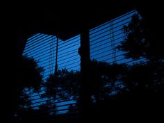 cerulean, the end of the day and last blue of night