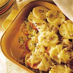 German-Style Sausage and Potatoes