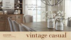 Vintage Casual Furniture