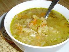 J'adore la soupe au chou. Je voulais faire différent un peu de ma recette habituelle alors j'ai trouvé mon bonheur chez Maripel . Recette ...