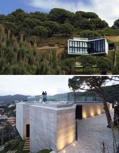Hover Houses: 12 Cliff-Clinging Homes with a View