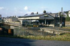 Old Train Station, Disused Stations, Tavistock, Southern Railways, Steam Railway, Devon And Cornwall, British Rail, Train Journey, Locomotive