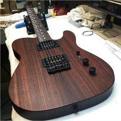 Fender Redwood Telecaster
