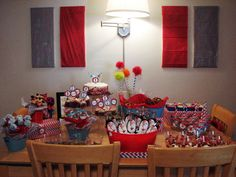 therefore is limitless: A seussical celebration on a budget, with FREE Dr. Dr Seuss Party Ideas, Dr Seuss Birthday Party, Birthday Parties, Birthday Ideas, Third Birthday, Fun Baby Announcement, Baby Boy Baptism, First Birthdays, Baby Shower