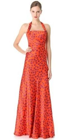 Halter Gown