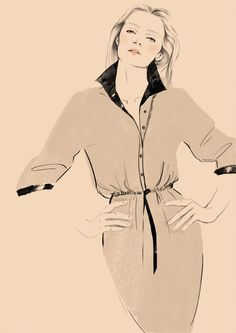 Fashion Illustrations by Sandra Suy (2)