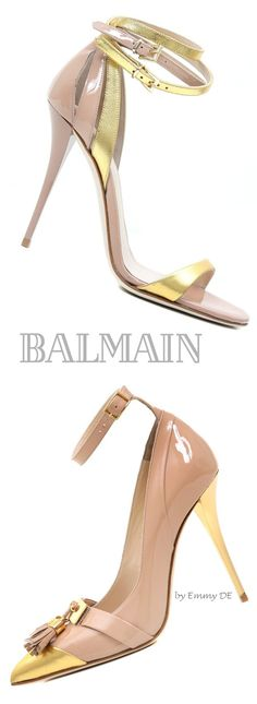 Emmy DE * Balmain Fall 2015