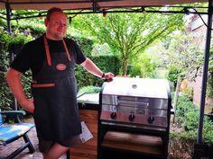 83% van de Nederlanders bezit één of meer BBQ's Just for