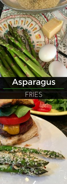 It's asparagus season! Turn them into tasty veggie fries with this recipe.   Clearly Organic Nutritionist Corner