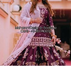 Suit Prices, Dress Design Sketches, Sharara Suit, Illustration Fashion, Costume, Work Shirts, Punjabi Suits, Fasion, Party Wear