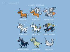 Unicorn Spotting for $12 shirt woot 6/4/14