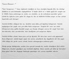 sevgiliye aşk mektubu örnekleri Strong Love Quotes, Love Quotes In Urdu, Home Quotes And Sayings, Cute Love Quotes, Romantic Love Quotes, Love Letter Sample, Love Letters, Hans Wegner, Best Inspirational Quotes
