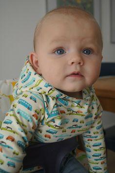 Mama Pluis: Handleiding capuchon shirt