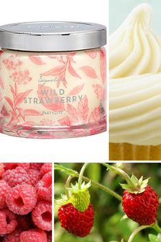 PartyLite Everday Fragrances - Wild Strawberry