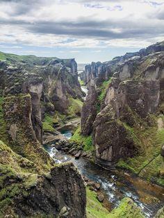 Incredible landscapes . Iceland